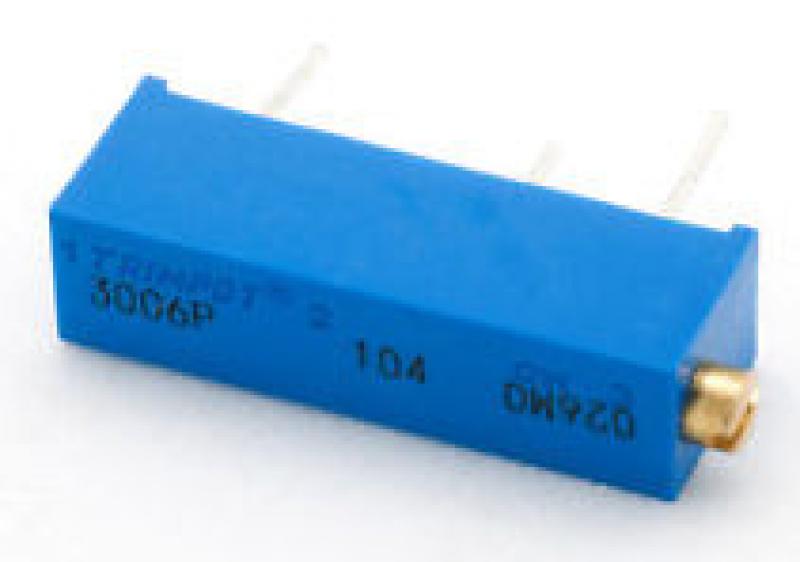 Trim Pot Cermet 3296w 10k Ohm Trim Pots Cermet Electronic