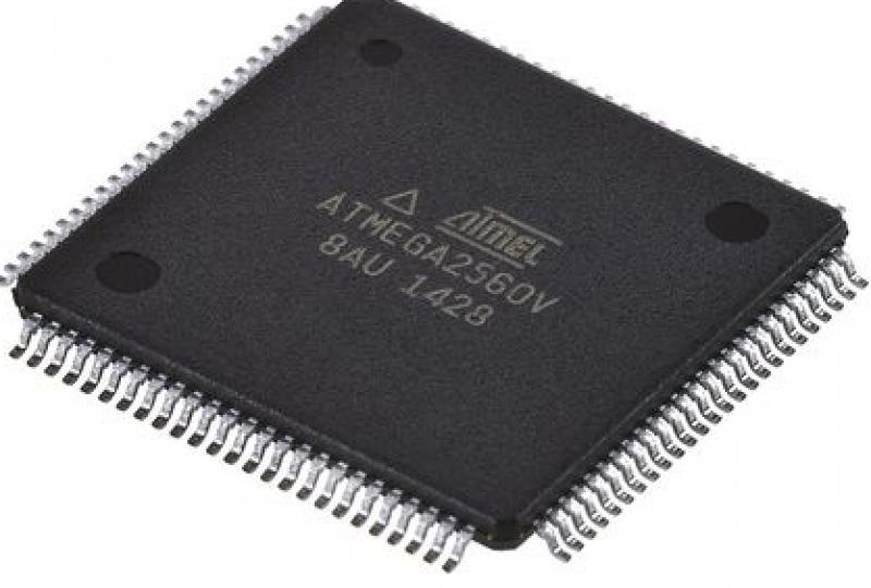 ATMEGA2560V-8AU