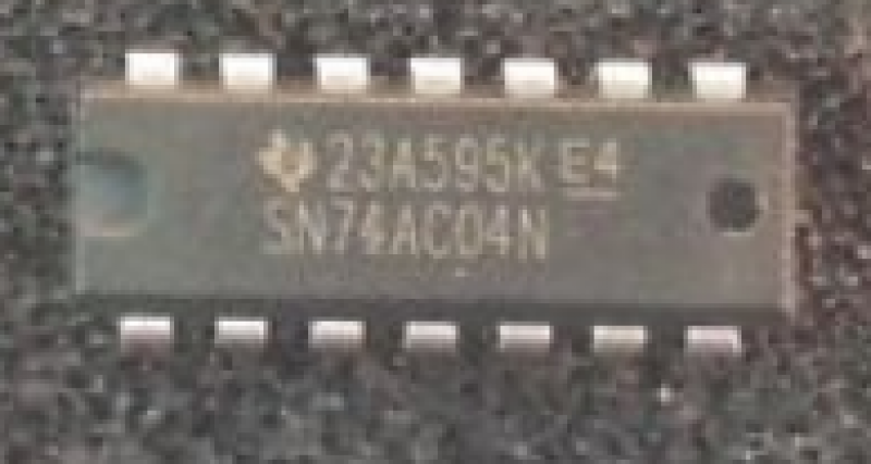 SN74AC04N